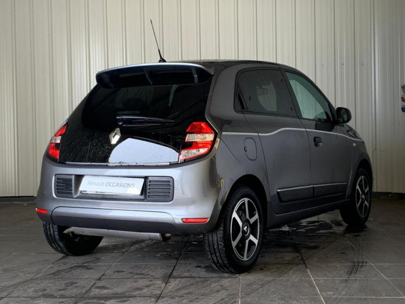 Renault Twingo III 0.9 TCe 90 Energy Intens Gris occasion à CONCARNEAU - photo n°2