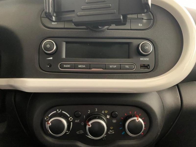 Renault Twingo III 0.9 TCe 90 Energy Intens Gris occasion à CONCARNEAU - photo n°5