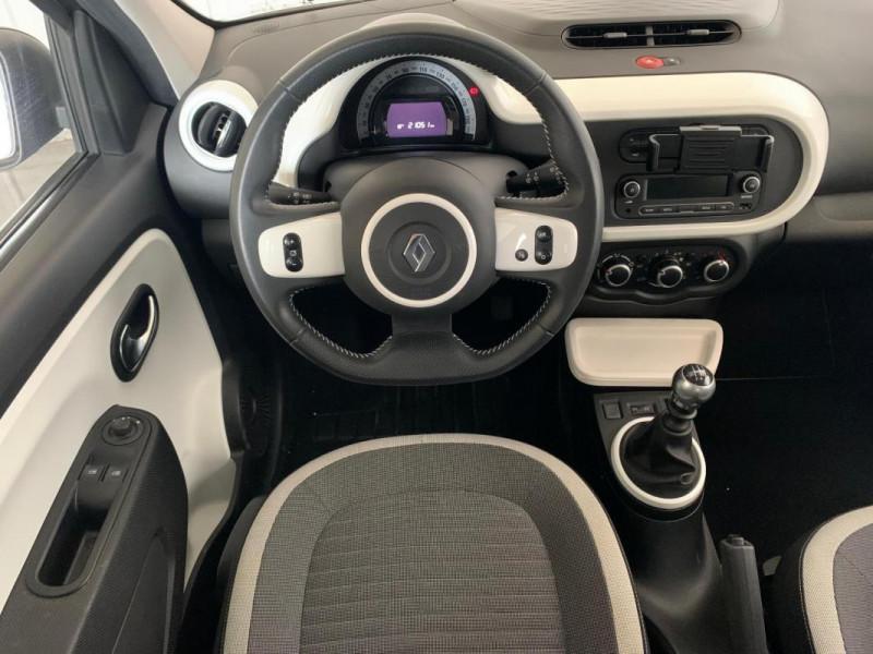 Renault Twingo III 0.9 TCe 90 Energy Intens Gris occasion à CONCARNEAU - photo n°4
