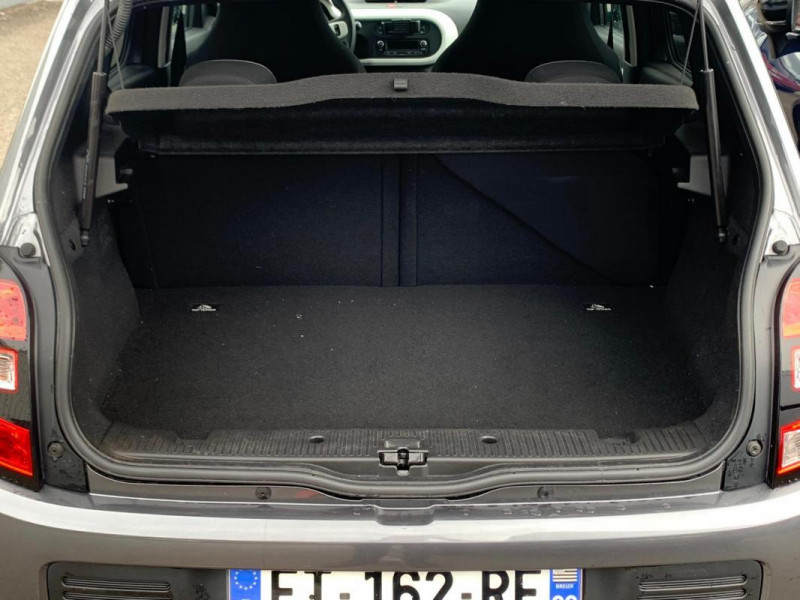 Renault Twingo III 0.9 TCe 90 Energy Intens Gris occasion à CONCARNEAU - photo n°6