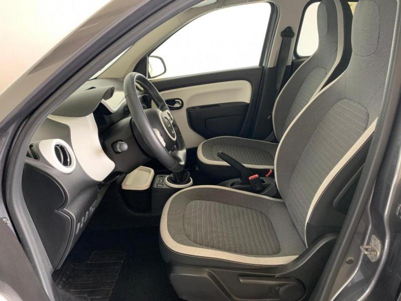 Renault Twingo III 0.9 TCe 90 Energy Intens Gris occasion à CONCARNEAU - photo n°7