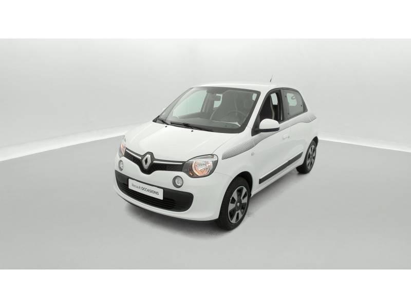 Renault Twingo III 0.9 TCe 90 Energy Limited Blanc occasion à SAINT-BRIEUC