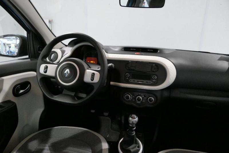 Renault Twingo III 0.9 TCe 90 Energy Zen Bleu occasion à LANNION - photo n°7