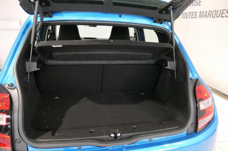 Renault Twingo III 0.9 TCe 90 Energy Zen Bleu occasion à LANNION - photo n°5