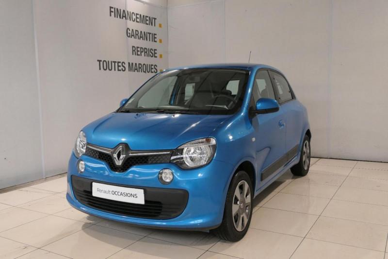 Renault Twingo III 0.9 TCe 90 Energy Zen Bleu occasion à LANNION