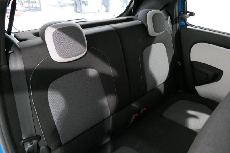 Renault Twingo III 0.9 TCe 90 Energy Zen Bleu occasion à LANNION - photo n°8