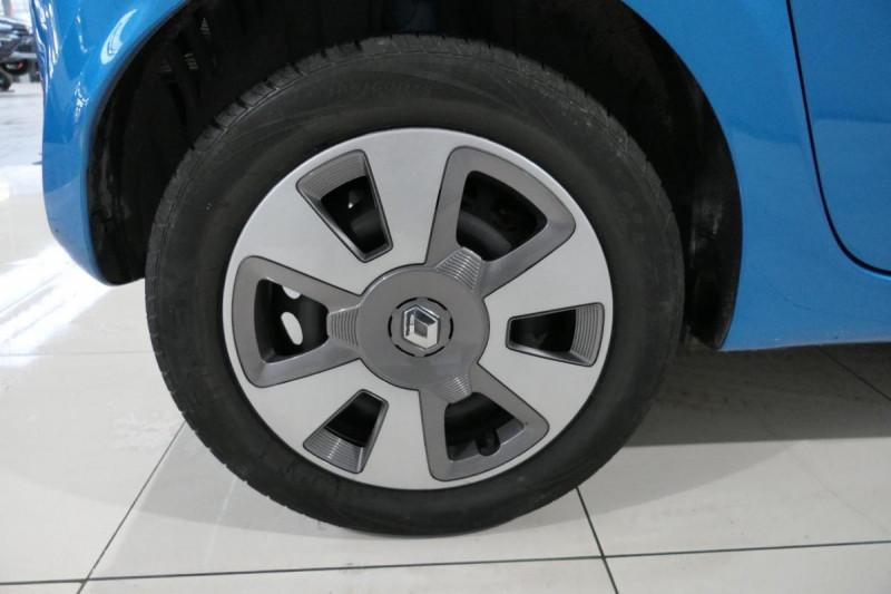 Renault Twingo III 0.9 TCe 90 Energy Zen Bleu occasion à LANNION - photo n°11