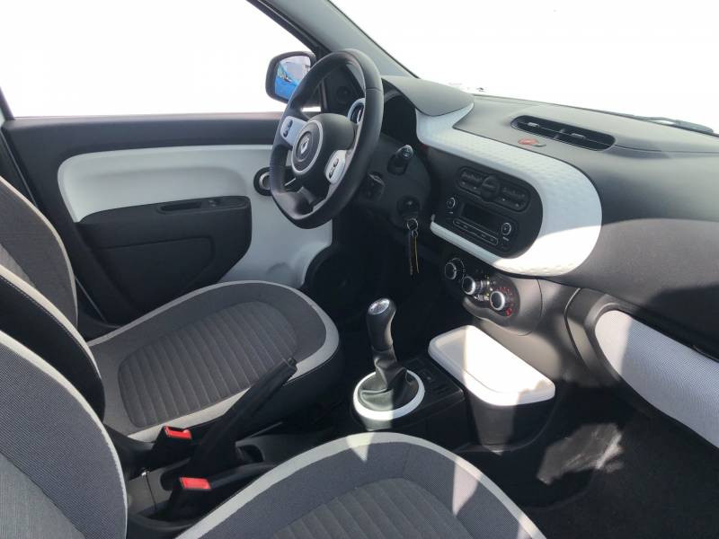 Renault Twingo III 1.0 SCe 70 BC Limited 2017 Blanc occasion à Langon - photo n°9