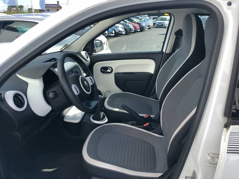 Renault Twingo III 1.0 SCe 70 BC Limited 2017 Blanc occasion à Langon - photo n°7
