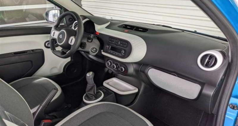 Renault Twingo III 1.0 SCe 70 BC Limited Bleu occasion à SAINT FULGENT - photo n°2