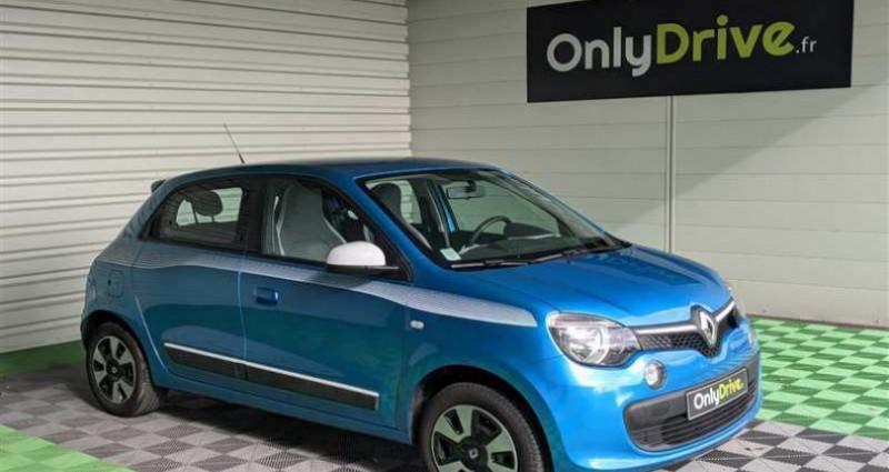 Renault Twingo III 1.0 SCe 70 BC Limited Bleu occasion à SAINT FULGENT