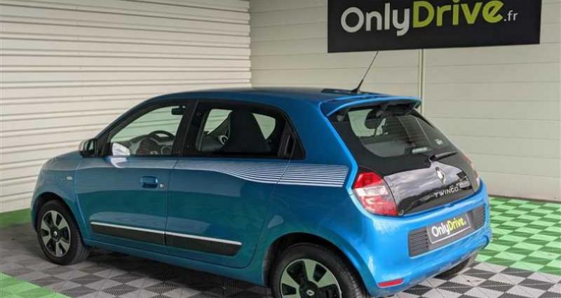 Renault Twingo III 1.0 SCe 70 BC Limited Bleu occasion à SAINT FULGENT - photo n°3