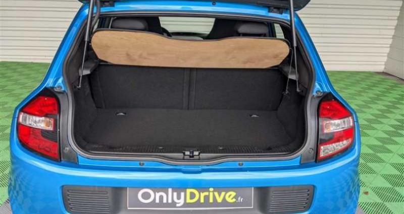 Renault Twingo III 1.0 SCe 70 BC Limited Bleu occasion à SAINT FULGENT - photo n°6
