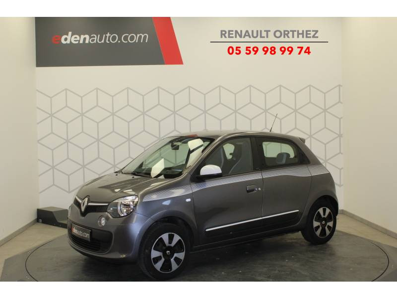 Renault Twingo III 1.0 SCe 70 BC Limited Gris occasion à Orthez