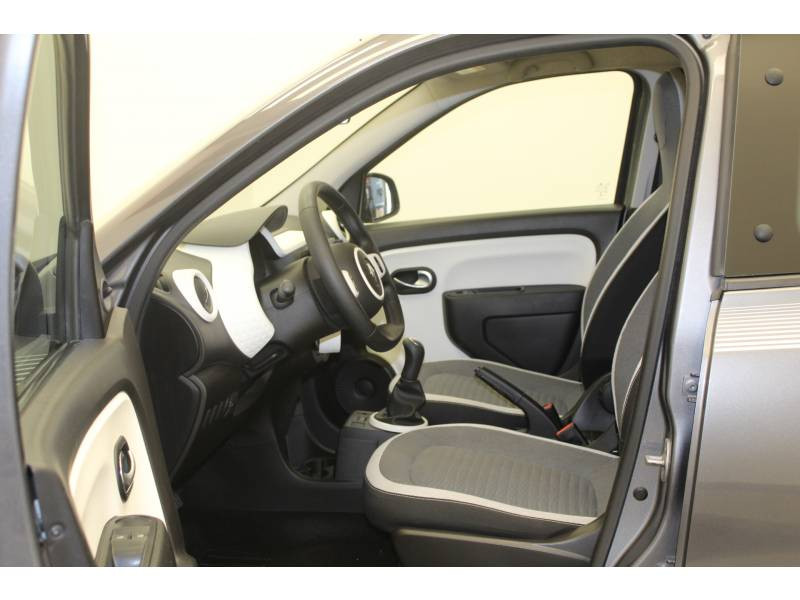 Renault Twingo III 1.0 SCe 70 BC Limited Gris occasion à Orthez - photo n°5