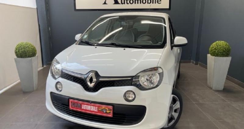 Renault Twingo III 1.0 SCe 70 CV Stop et Start Zen Blanc occasion à COURNON D'AUVERGNE