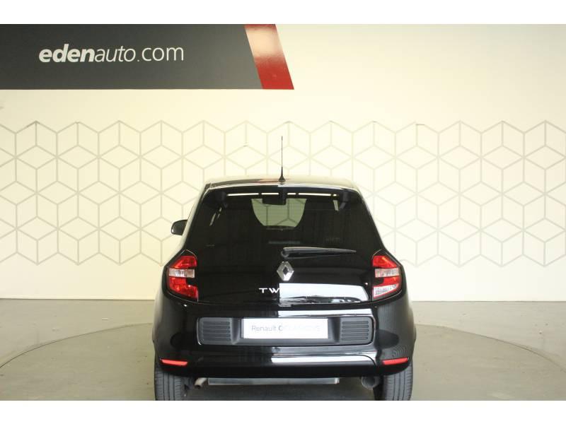 Renault Twingo III 1.0 SCe 70 E6C Intens Noir occasion à TARBES - photo n°4