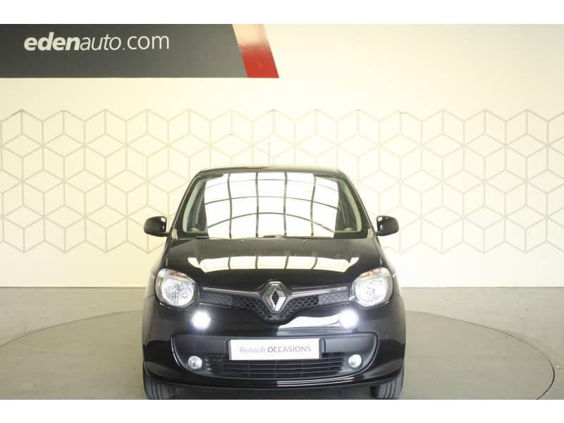 Renault Twingo III 1.0 SCe 70 E6C Intens Noir occasion à TARBES - photo n°2