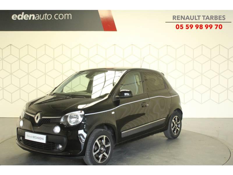 Renault Twingo III 1.0 SCe 70 E6C Intens Noir occasion à TARBES