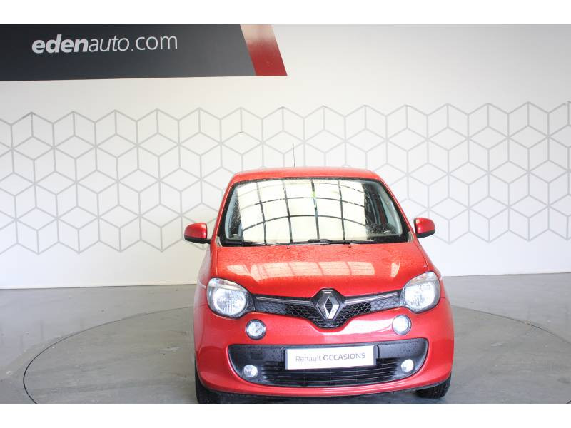 Renault Twingo III 1.0 SCe 70 E6C Intens Rouge occasion à TARBES - photo n°2