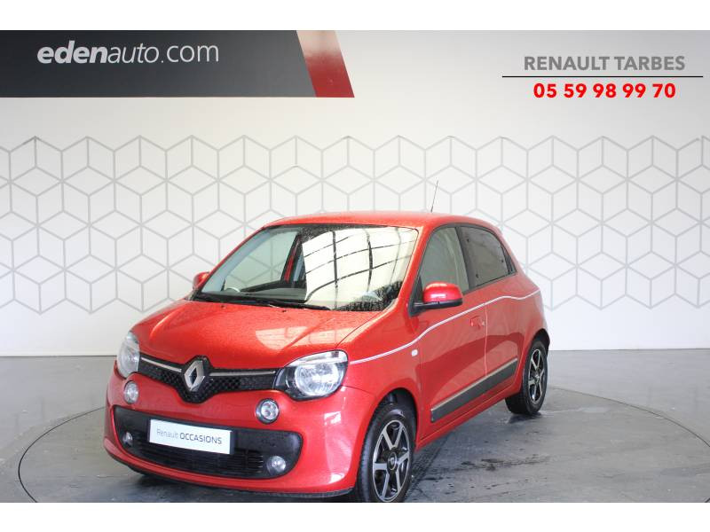 Renault Twingo III 1.0 SCe 70 E6C Intens Rouge occasion à TARBES