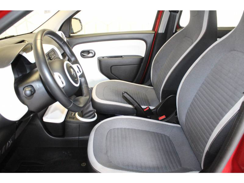 Renault Twingo III 1.0 SCe 70 E6C Intens Rouge occasion à TARBES - photo n°7
