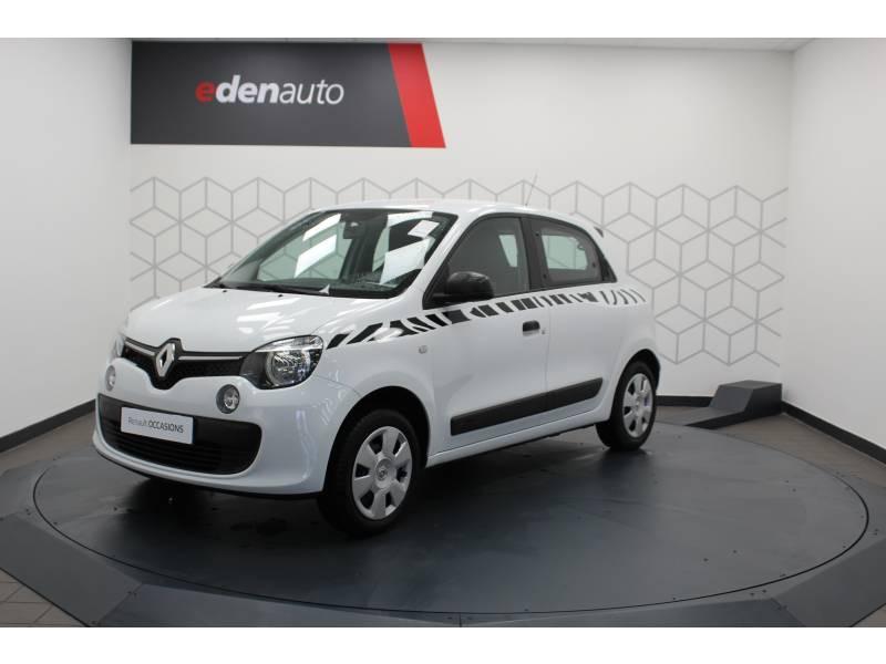 Renault Twingo III 1.0 SCe 70 E6C Life Blanc occasion à DAX - photo n°14
