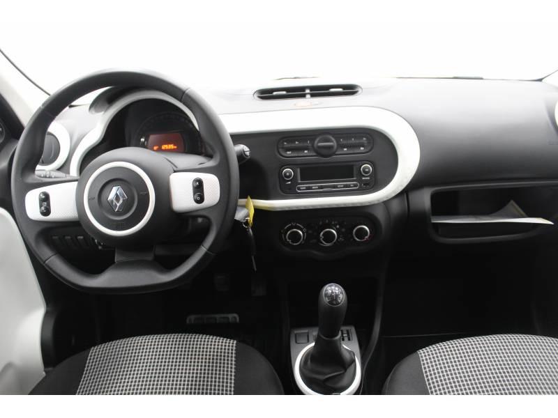 Renault Twingo III 1.0 SCe 70 E6C Life Blanc occasion à DAX - photo n°20