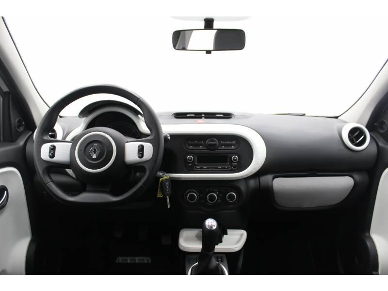 Renault Twingo III 1.0 SCe 70 E6C Life Blanc occasion à DAX - photo n°4