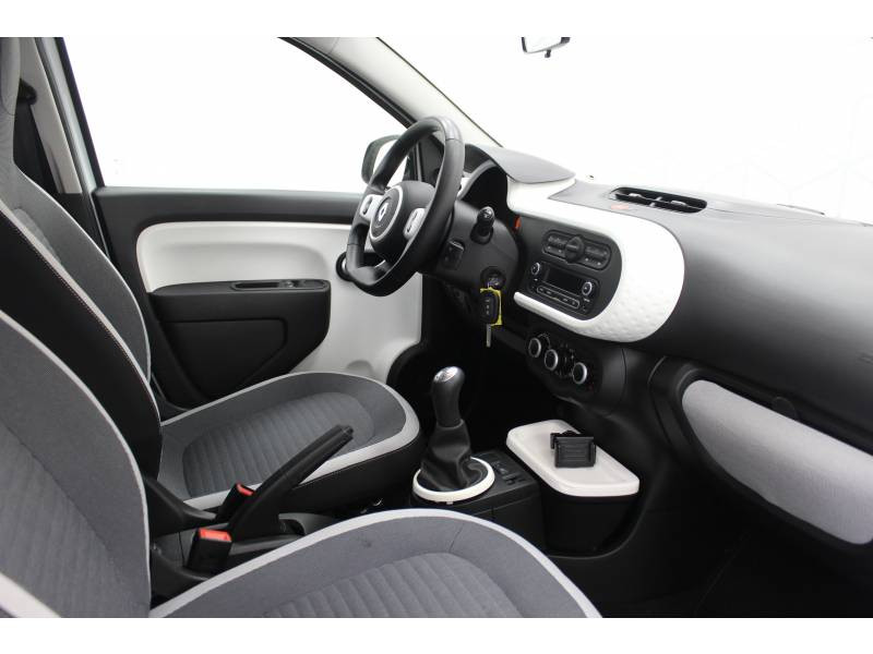 Renault Twingo III 1.0 SCe 70 E6C Life Blanc occasion à DAX - photo n°3