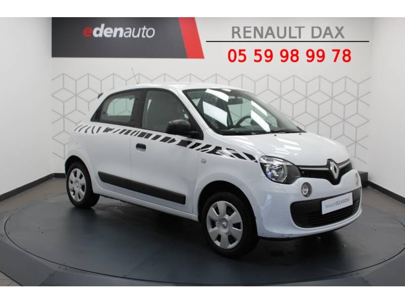 Renault Twingo III 1.0 SCe 70 E6C Life Blanc occasion à DAX