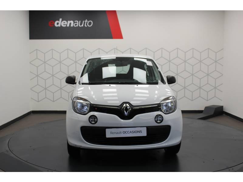 Renault Twingo III 1.0 SCe 70 E6C Life Blanc occasion à DAX - photo n°5