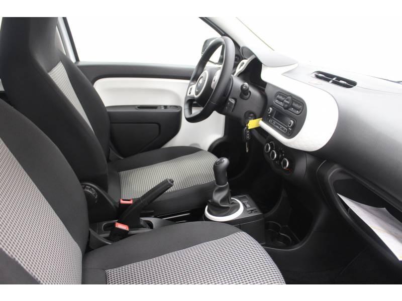 Renault Twingo III 1.0 SCe 70 E6C Life Blanc occasion à DAX - photo n°18
