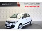 Renault Twingo III 1.0 SCe 70 E6C Life Blanc 2018 - annonce de voiture en vente sur Auto Sélection.com