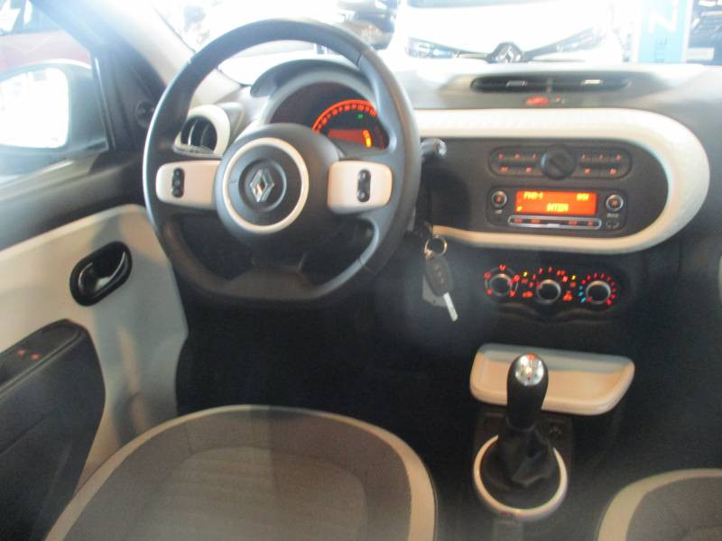 Renault Twingo III 1.0 SCe 70 E6C Limited Blanc occasion à Lannemezan - photo n°3