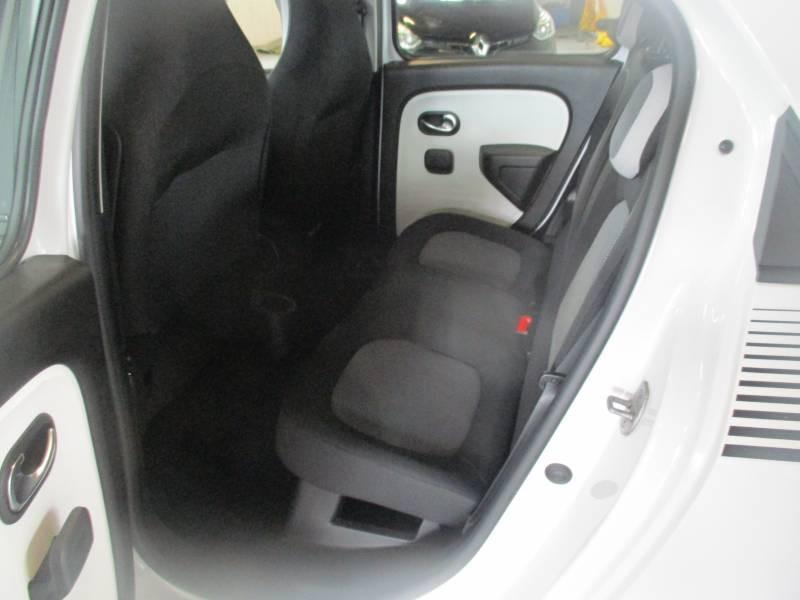 Renault Twingo III 1.0 SCe 70 E6C Limited Blanc occasion à Lannemezan - photo n°5