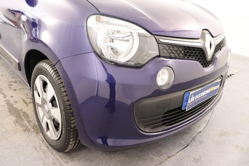 Renault Twingo III 1.0 SCe 70 Stop & Start E6C Zen Violet occasion à Aubagne - photo n°10