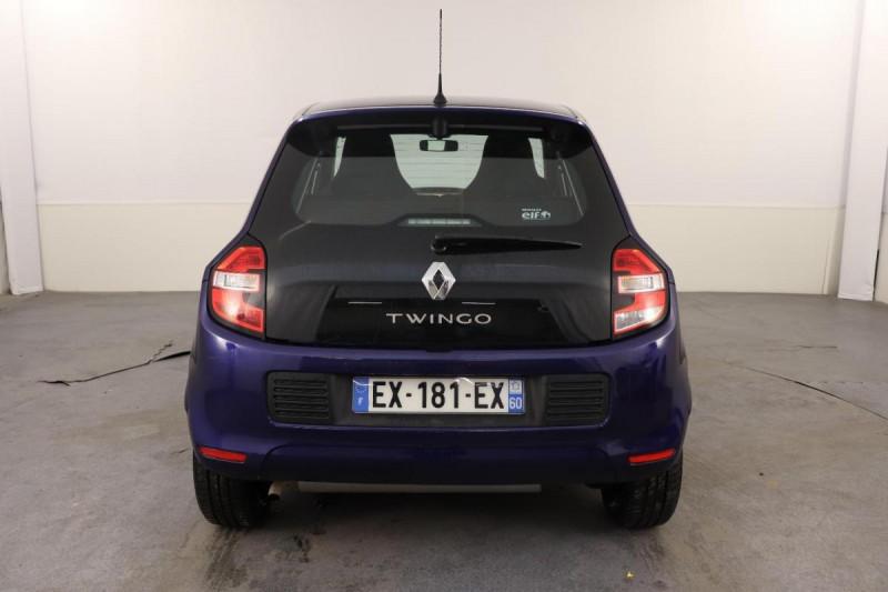 Renault Twingo III 1.0 SCe 70 Stop & Start E6C Zen Violet occasion à Aubière - photo n°4