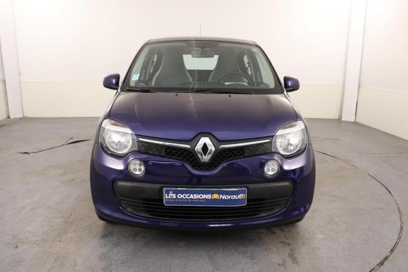Renault Twingo III 1.0 SCe 70 Stop & Start E6C Zen Violet occasion à Aubagne - photo n°2