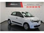 Renault Twingo III SCe 65 - 20 Life Blanc à DAX 40