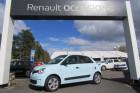 Renault Twingo III SCe 65 - 20 Life Bleu à PLOERMEL 56