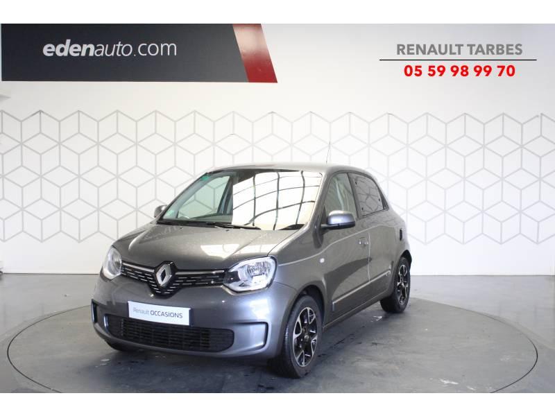 Renault Twingo III SCe 75 - 20 Intens Gris occasion à TARBES