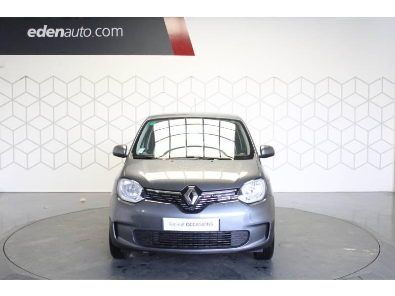 Renault Twingo III SCe 75 - 20 Intens Gris occasion à TARBES - photo n°2