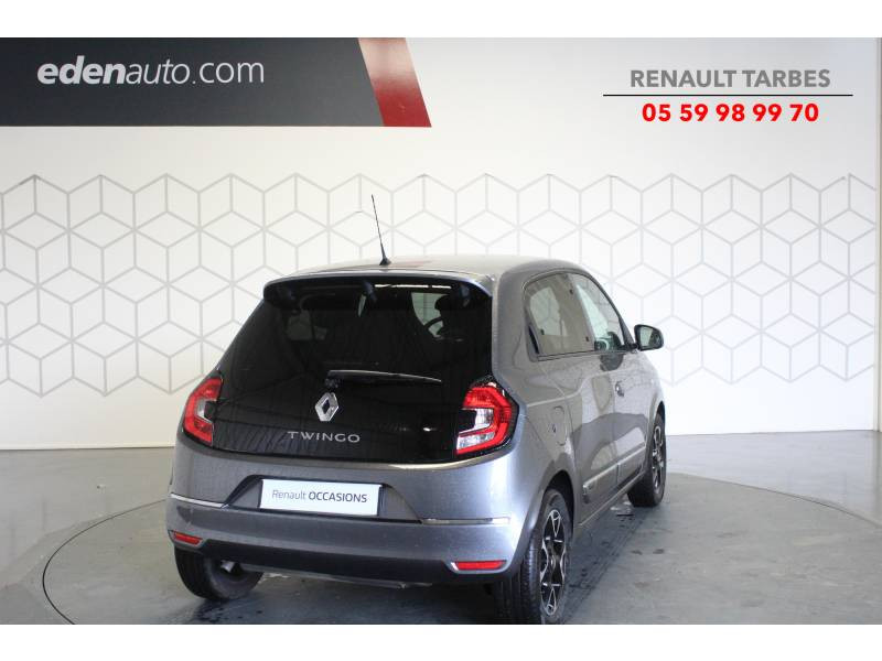 Renault Twingo III SCe 75 - 20 Intens Gris occasion à TARBES - photo n°5