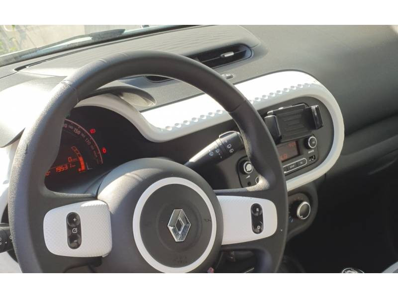 Renault Twingo III SCe 75 - 20 Zen Bleu occasion à Condom - photo n°6