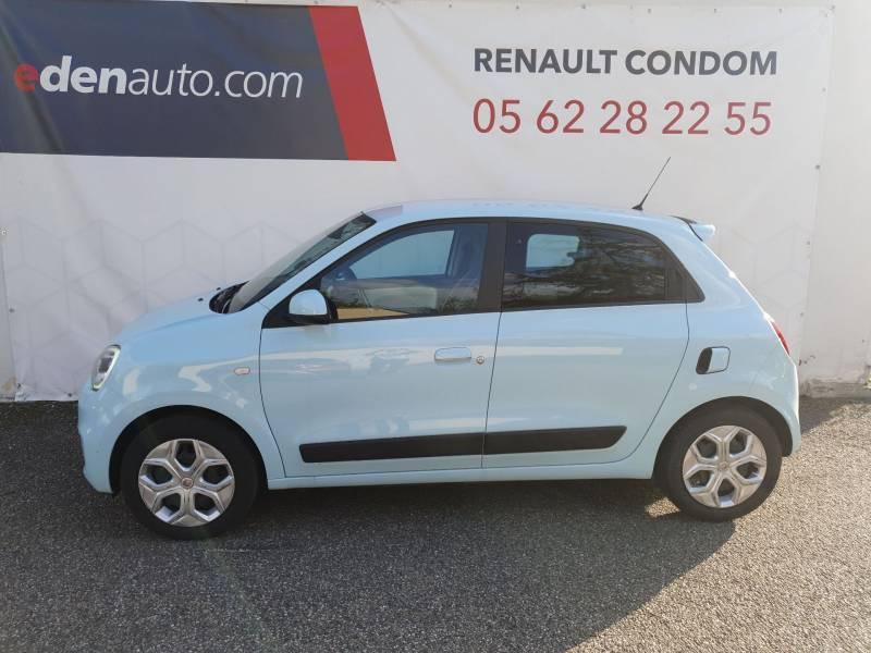 Renault Twingo III SCe 75 - 20 Zen Bleu occasion à Condom