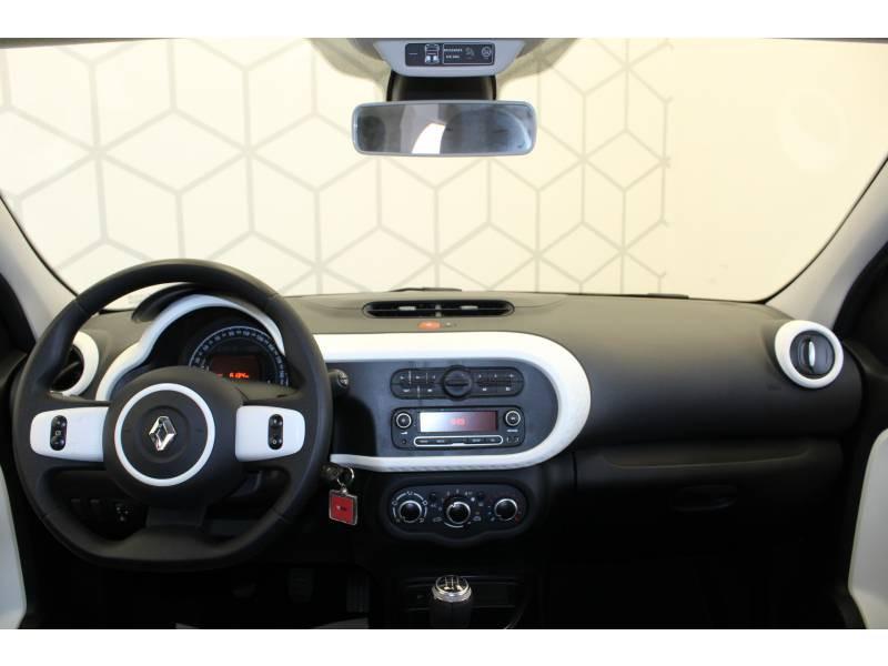Renault Twingo III SCe 75 - 20 Zen Noir occasion à MOURENX - photo n°7