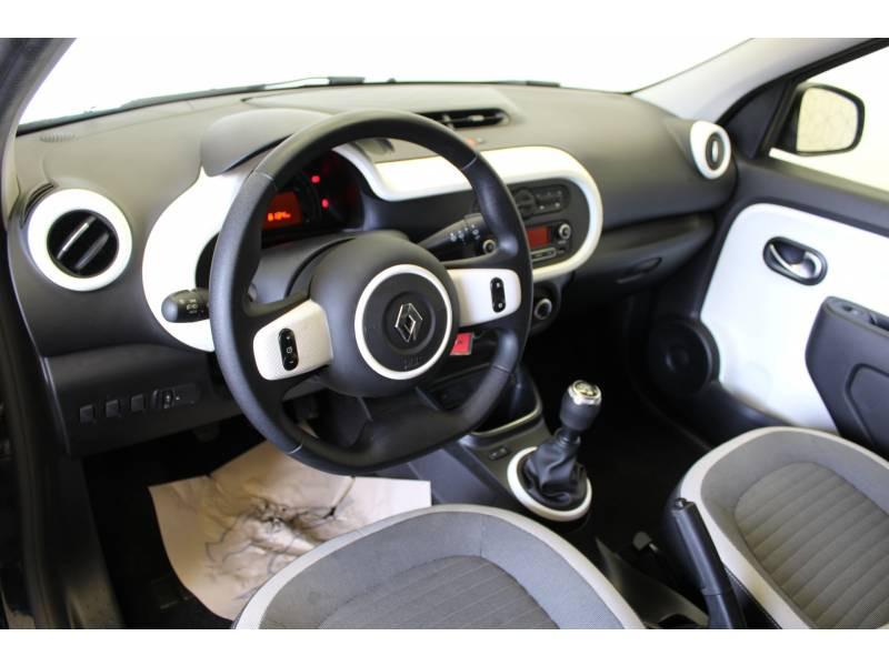 Renault Twingo III SCe 75 - 20 Zen Noir occasion à MOURENX - photo n°2