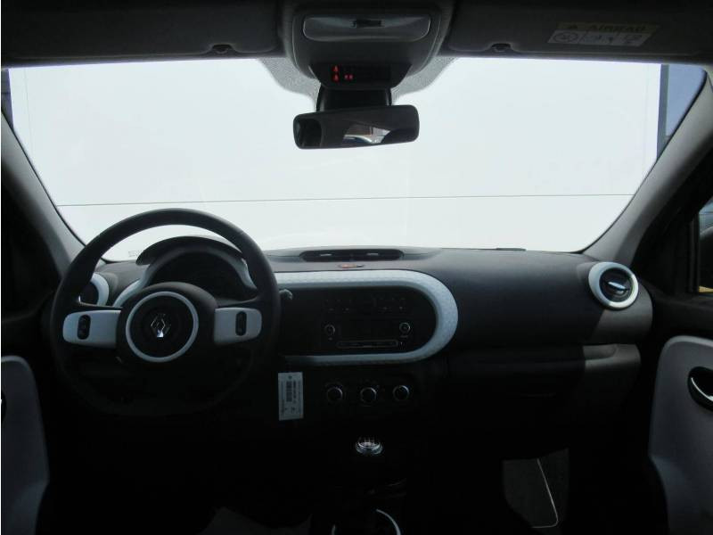 Renault Twingo III SCe 75 - 20 Zen Noir occasion à SAINT-BRIEUC - photo n°12