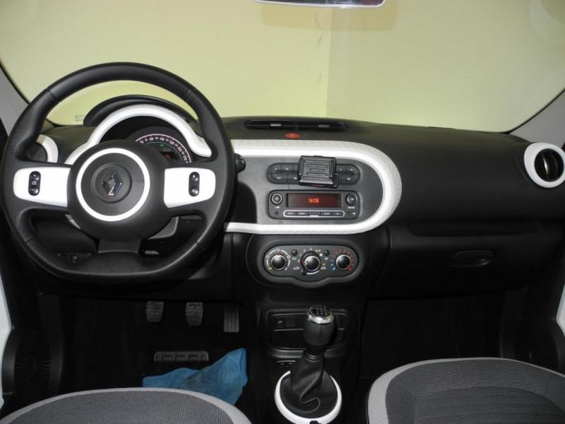 Renault Twingo III SCe 75 - 20 Zen Gris occasion à VANNES - photo n°9